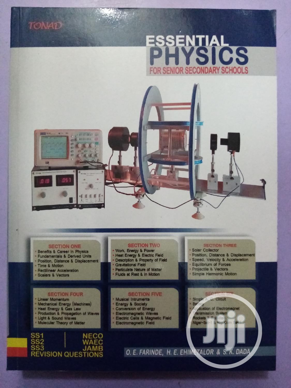 Essential Physics For Senior Secondary School