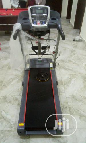 2.5hp Treadmills With Massager   Sports Equipment for sale in Lagos State, Lekki