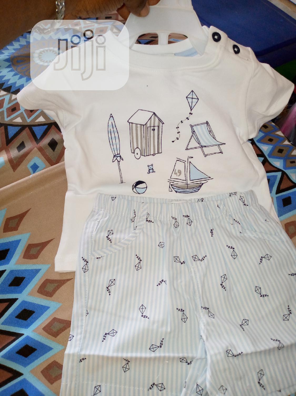 Uk Baby Boy Cloth Set