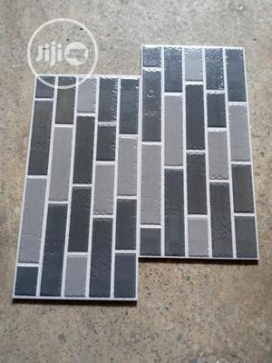 25/50 Black Brick Crack Wall Tile   Building Materials for sale in Lagos State, Agege