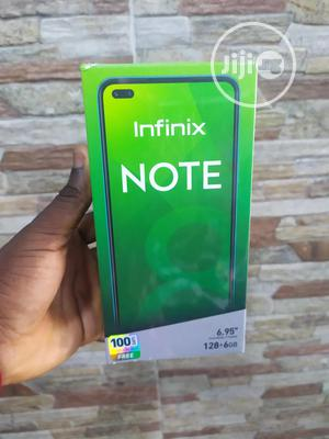 New Infinix Note 8 (x692) 128 GB Silver | Mobile Phones for sale in Lagos State, Victoria Island