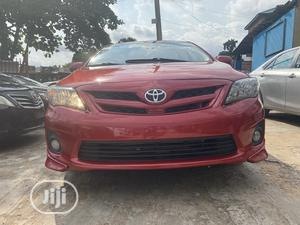 Toyota Corolla 2011 Red | Cars for sale in Lagos State, Magodo