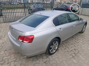 Lexus GS 350 AWD 2008 Silver   Cars for sale in Lagos State, Lekki