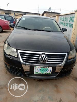 Volkswagen Passat 2007 2.0 Black | Cars for sale in Lagos State, Alimosho