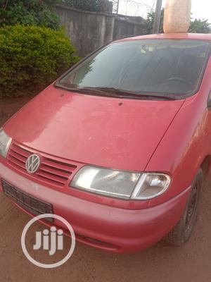 Volkswagen Sharan 2007 Red   Cars for sale in Enugu State, Enugu