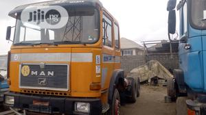 Man Diesel Truck Ten Tyres With Auxiliary   Trucks & Trailers for sale in Lagos State, Amuwo-Odofin