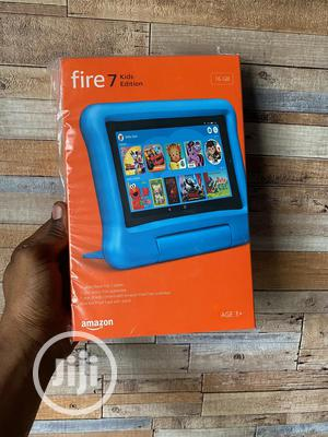New Amazon Fire 7 16 GB Blue | Tablets for sale in Lagos State, Ajah