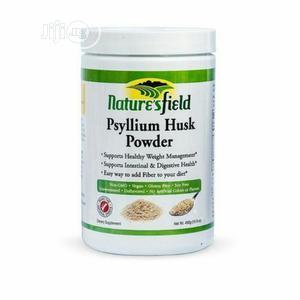 Nature's Field Psyllium Husk Powder 450g | Vitamins & Supplements for sale in Lagos State, Surulere