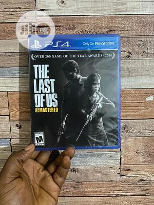 The Last Of Us Remastered | Video Games for sale in Lagos State, Ajah