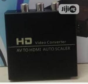 AV To HDMI Video Converter | Accessories & Supplies for Electronics for sale in Lagos State, Ojo