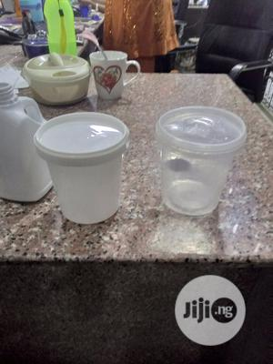 1litre Ice Cream Container | Manufacturing Materials for sale in Abuja (FCT) State, Garki 2