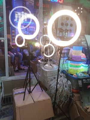 """Led Soft Ring Light 14""""Inches   Accessories & Supplies for Electronics for sale in Lagos State, Ojo"""