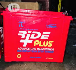 220ah Ride Plus Solar Battery | Solar Energy for sale in Lagos State, Ojo