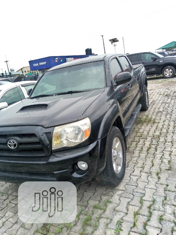 Archive: Toyota Tacoma 2006 Black