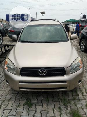 Toyota RAV4 2007 Gold | Cars for sale in Lagos State, Surulere