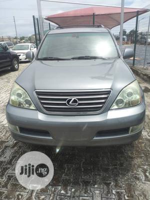 Lexus GX 2005 470 Sport Utility Beige | Cars for sale in Lagos State, Lekki