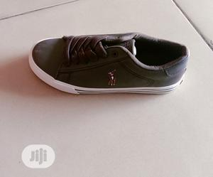 Brown Polo Ralph Sneakers | Children's Shoes for sale in Lagos State, Lagos Island (Eko)