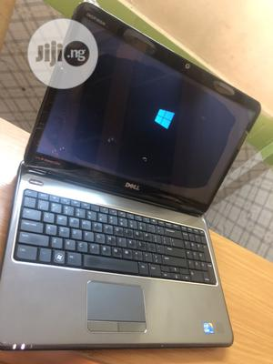 Laptop Dell Inspiron 15 5545 4GB Intel Core i3 HDD 320GB   Laptops & Computers for sale in Abuja (FCT) State, Wuse 2