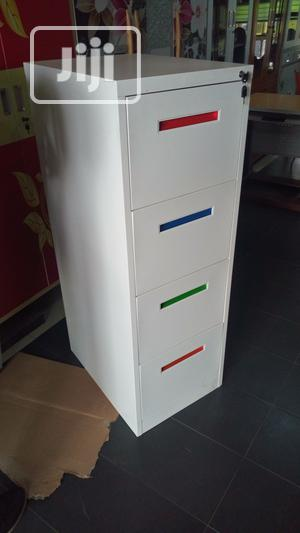 Office Metal Cabinet 4-drawers | Furniture for sale in Lagos State, Ajah