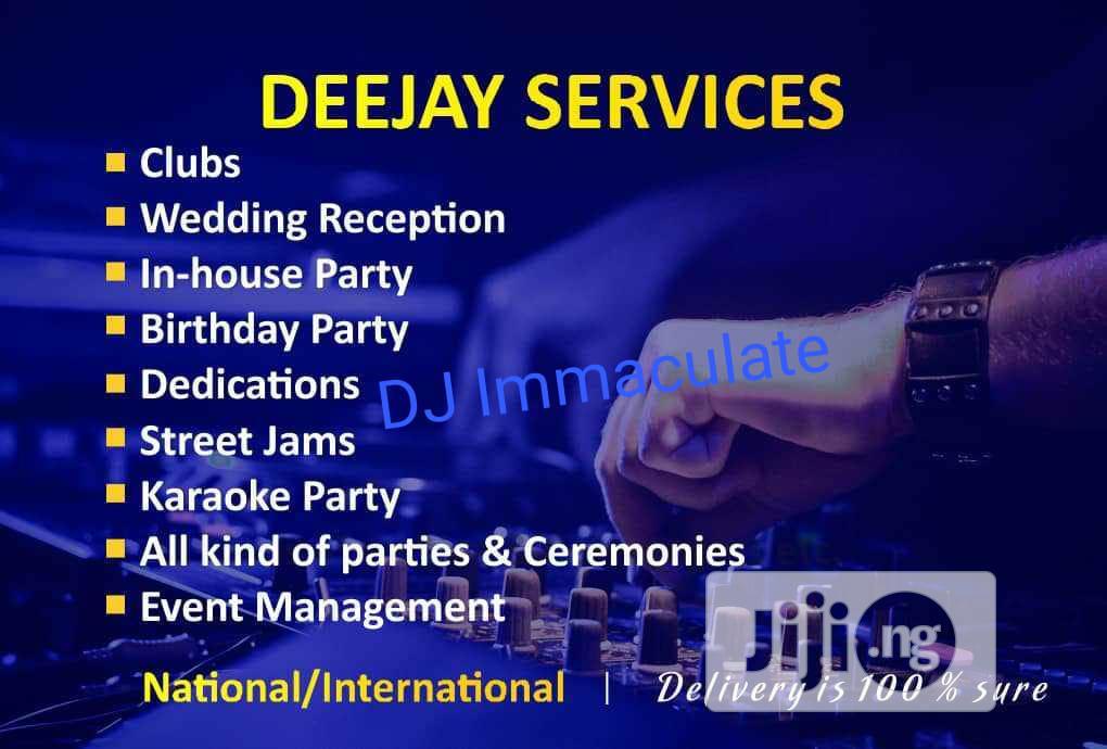 DJ Services/Karaoke Services