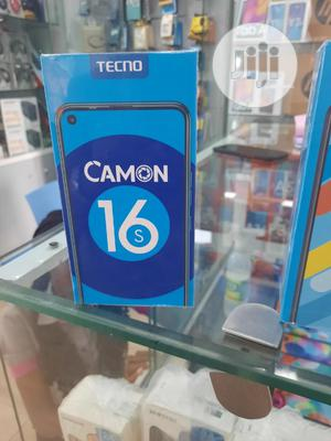 New Tecno Camon 16S 128 GB | Mobile Phones for sale in Rivers State, Port-Harcourt