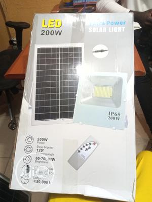 All in One 200watt Solar Flood Light | Solar Energy for sale in Lagos State, Ojo