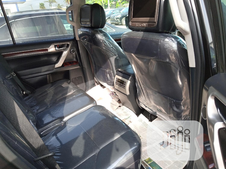 Lexus GX 2011 460 Premium Black   Cars for sale in Apapa, Lagos State, Nigeria