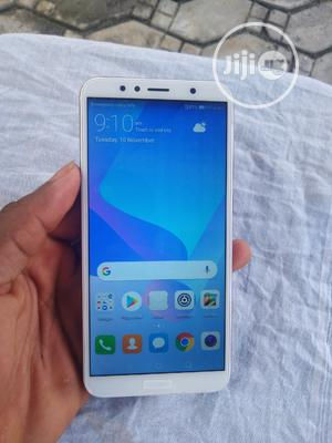 Huawei Y6 Prime 32 GB Gold   Mobile Phones for sale in Lagos State, Ajah