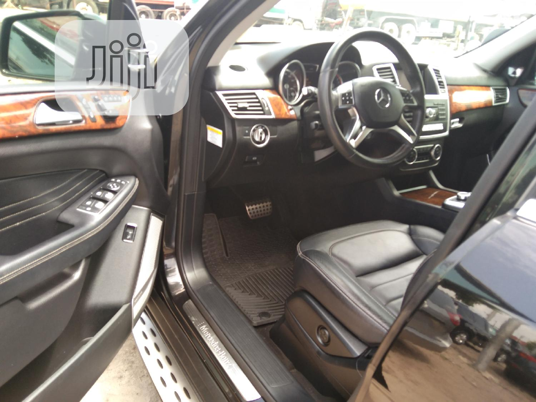 Mercedes-Benz M Class 2014 Black | Cars for sale in Apapa, Lagos State, Nigeria