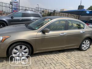 Honda Accord 2010 Sedan EX V-6 Gold | Cars for sale in Lagos State, Ikeja