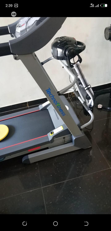 Archive: Technofitness 2.5hp Treadmill