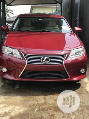 Lexus ES 2013 350 FWD Red | Cars for sale in Lagos State, Isolo