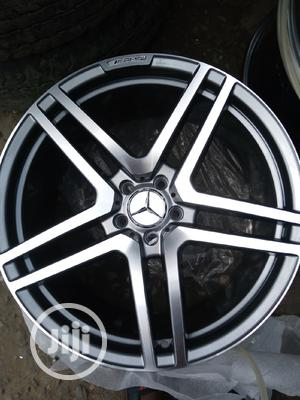 Alloy Rim 20 for Mercedes Benz   Vehicle Parts & Accessories for sale in Lagos State, Mushin