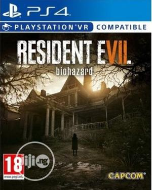 PS4 Playstation Resident Evil VII | Video Games for sale in Lagos State, Ikeja