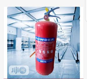 9kg Dcp Fire Extinguisher | Safetywear & Equipment for sale in Abuja (FCT) State, Apo District