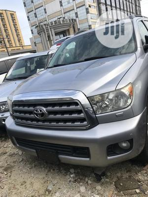 Toyota Sequoia 2011 Gray | Cars for sale in Lagos State, Lekki