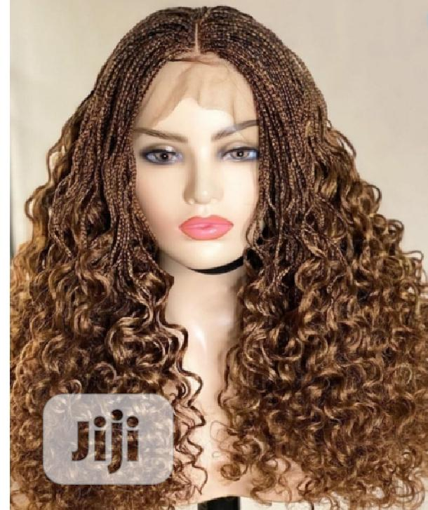Archive: Quality Cute Braid Classy Wig With Closure