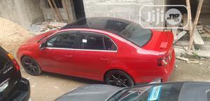 Volkswagen Jetta 2009 2.5 SE Red   Cars for sale in Lagos State, Magodo