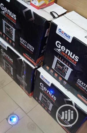 Genus Invomax Tubular Inverter Battery | Electrical Equipment for sale in Lagos State, Ojo