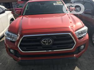Toyota Tacoma 2018 TRD Off Road Orange   Cars for sale in Lagos State, Ajah