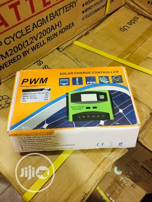 60ah 12/24/36/48v Pwm Charge Controller | Solar Energy for sale in Lagos State, Surulere