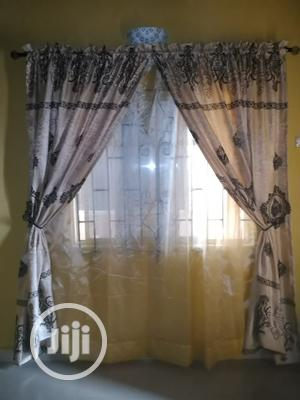Quality Italian Curtains And Window Blind | Home Accessories for sale in Lagos State, Ikorodu