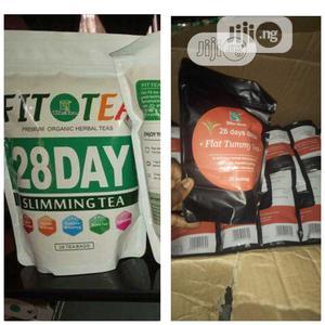 28day Slimming And Flat Tummy Tea   Vitamins & Supplements for sale in Kaduna State, Kaduna / Kaduna State