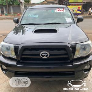 Toyota Tacoma 2007 Black | Cars for sale in Lagos State, Ikeja