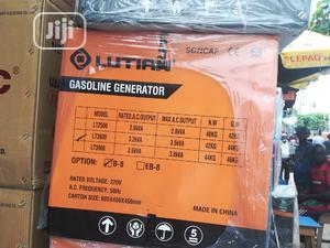 Lutian 3.2kva Gasoline Generator | Electrical Equipment for sale in Lagos State, Ojo