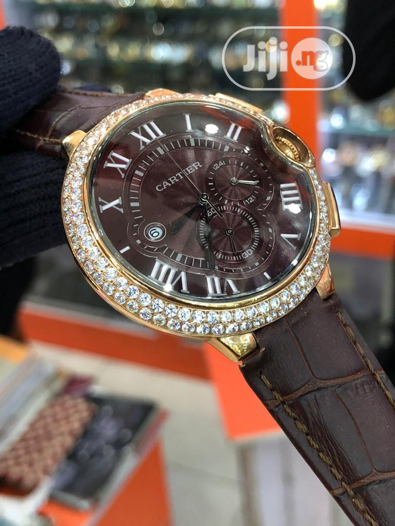 Archive: Cartier Wrist Watch