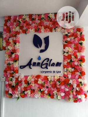 Artificial Wall Flower Mat | Home Accessories for sale in Lagos State, Agege