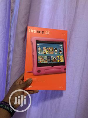 New Amazon Fire HD 8 (2020) 32 GB Pink | Tablets for sale in Lagos State, Lekki