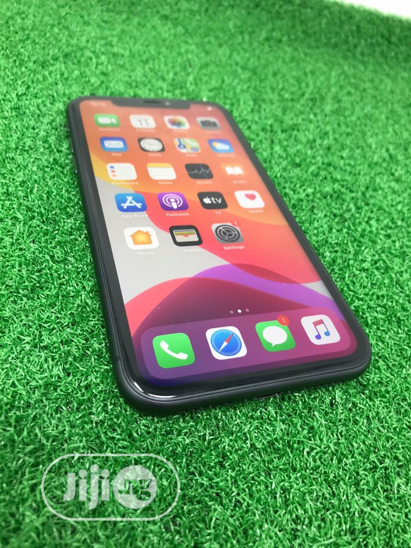 Apple iPhone 11 128 GB Black | Mobile Phones for sale in Ibadan, Oyo State, Nigeria