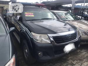 Toyota Hilux 2009 2.7 VVT-i 4X4 SRX Black | Cars for sale in Lagos State, Lekki